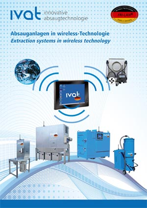Absauganlagen und Wireless-Technologie Katalog